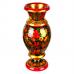 Большая ваза для цветов хохлома